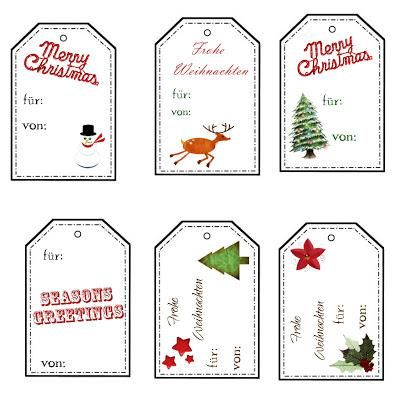 last minute christmas tags f r euch zum ausdrucken etiketten ausdrucken last minute und. Black Bedroom Furniture Sets. Home Design Ideas