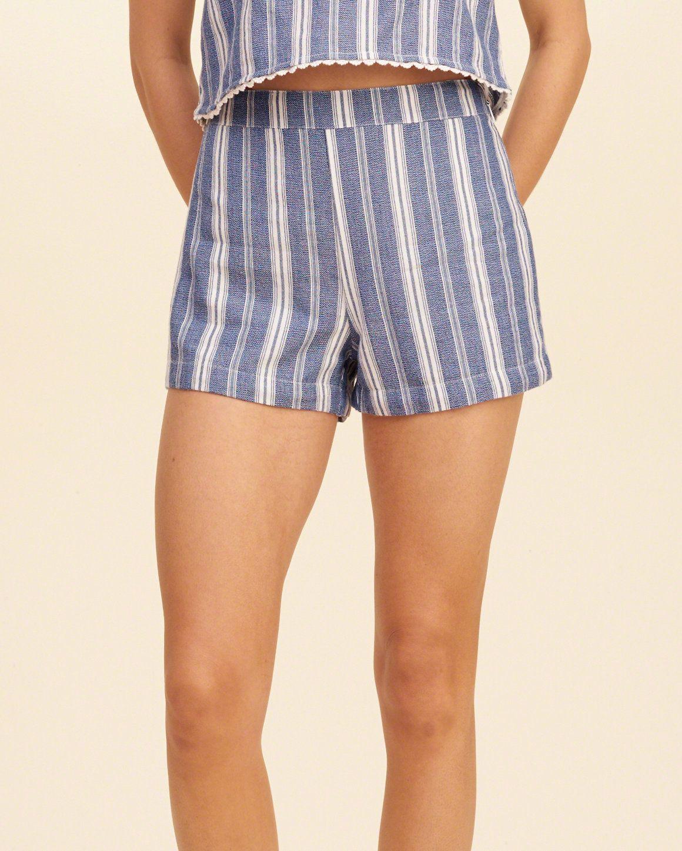 Girls structured tap shorts girls new arrivals hollisterco