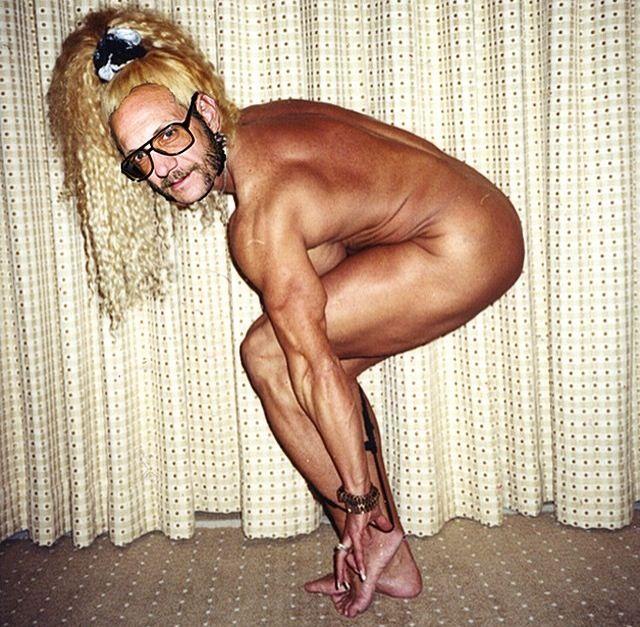 Terry Richardson Nude Photography Hot Studio Photo  -5240
