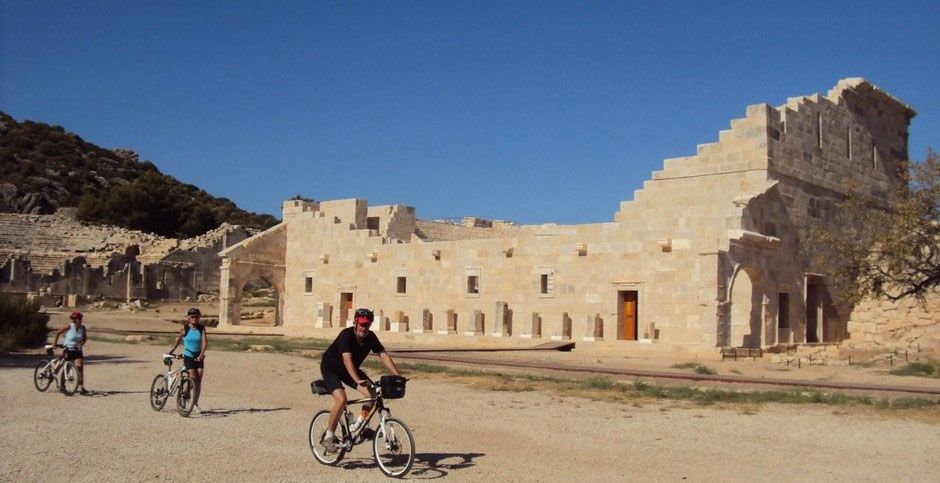 If you like adventure ,try exploring Turkey by ATB/tourbike  this is very rewarding and great fun too