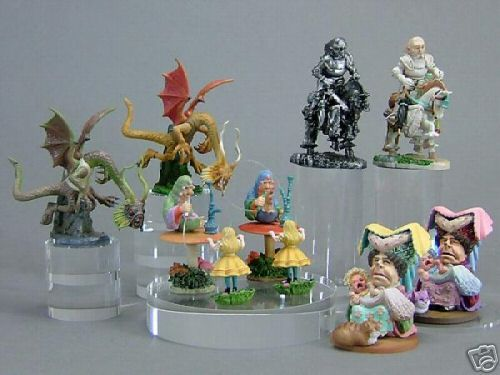 Alice Tea Party III Mini Figure Horico       ^/_^
