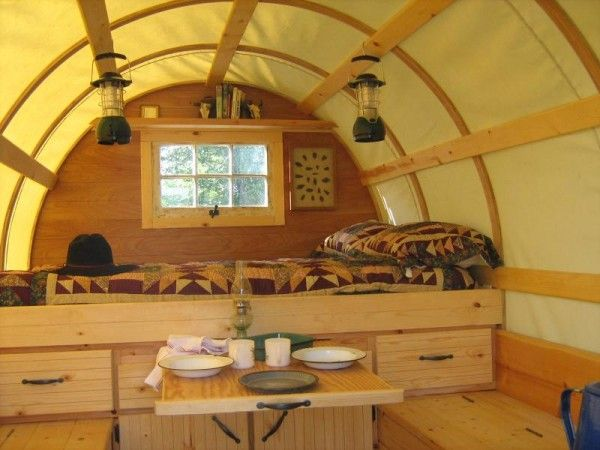 Idaho Sheep Wagons House Covered Wagon Tiny House Blog