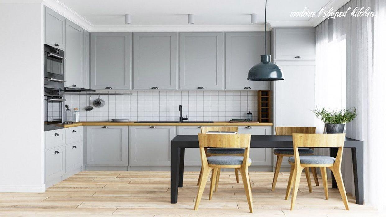 Eliminate Your Fears And Doubts About Modern L Shaped Kitchen V 2020 G Krasivye Kuhni Plany Kuhni Nebolshie Kuhni