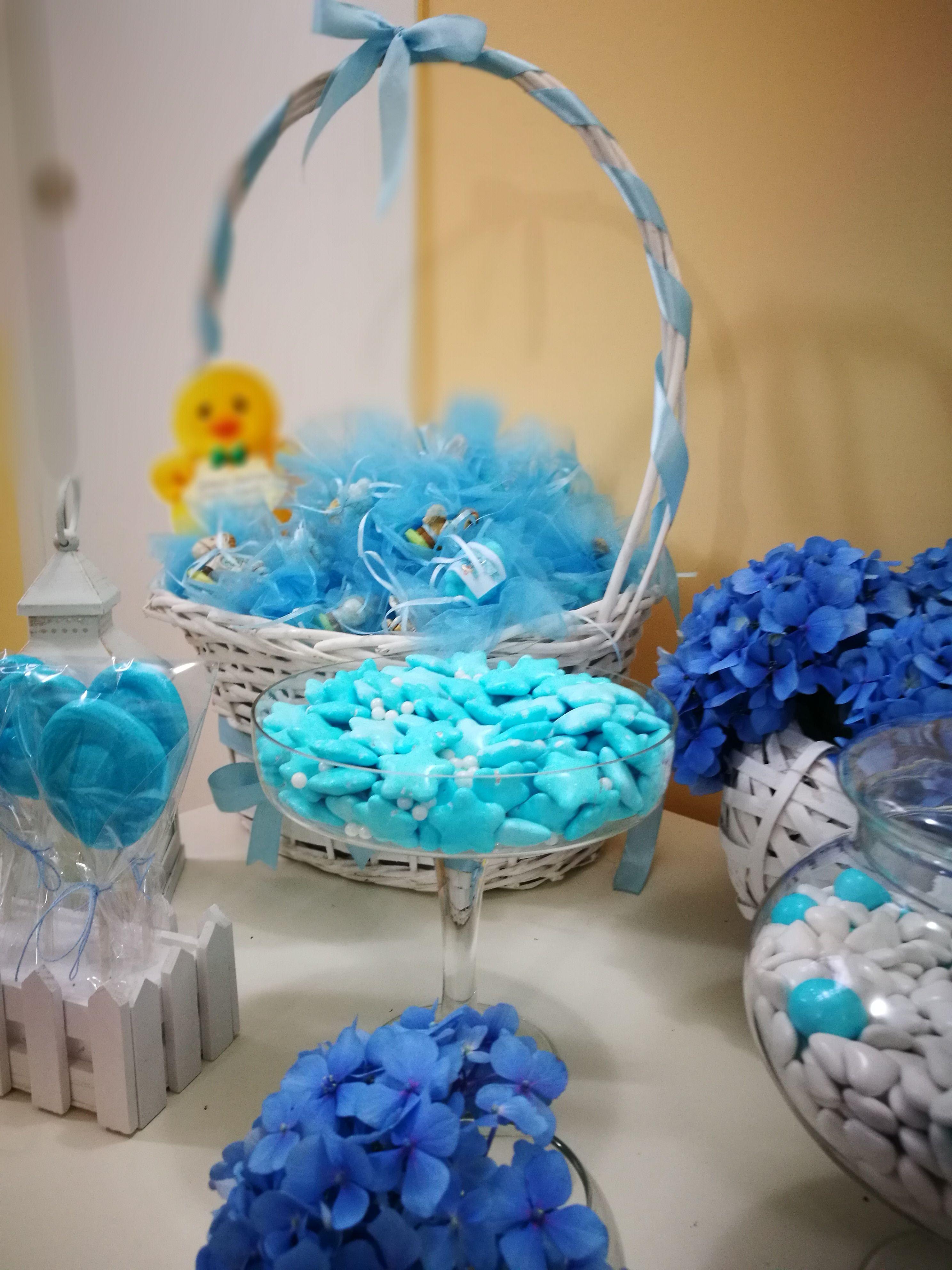 Come Addobbare Un Tavolo Per Confettata tavolo benvenuto nascita | nascita