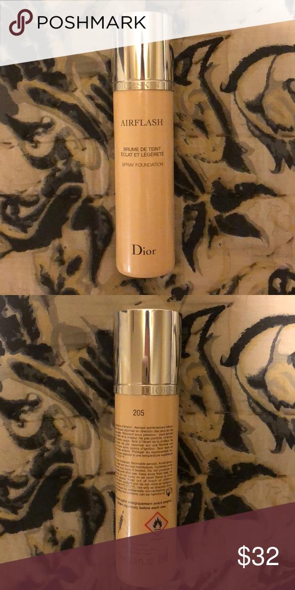 Dior Airflash Spray Foundation Dior Airflash Spray
