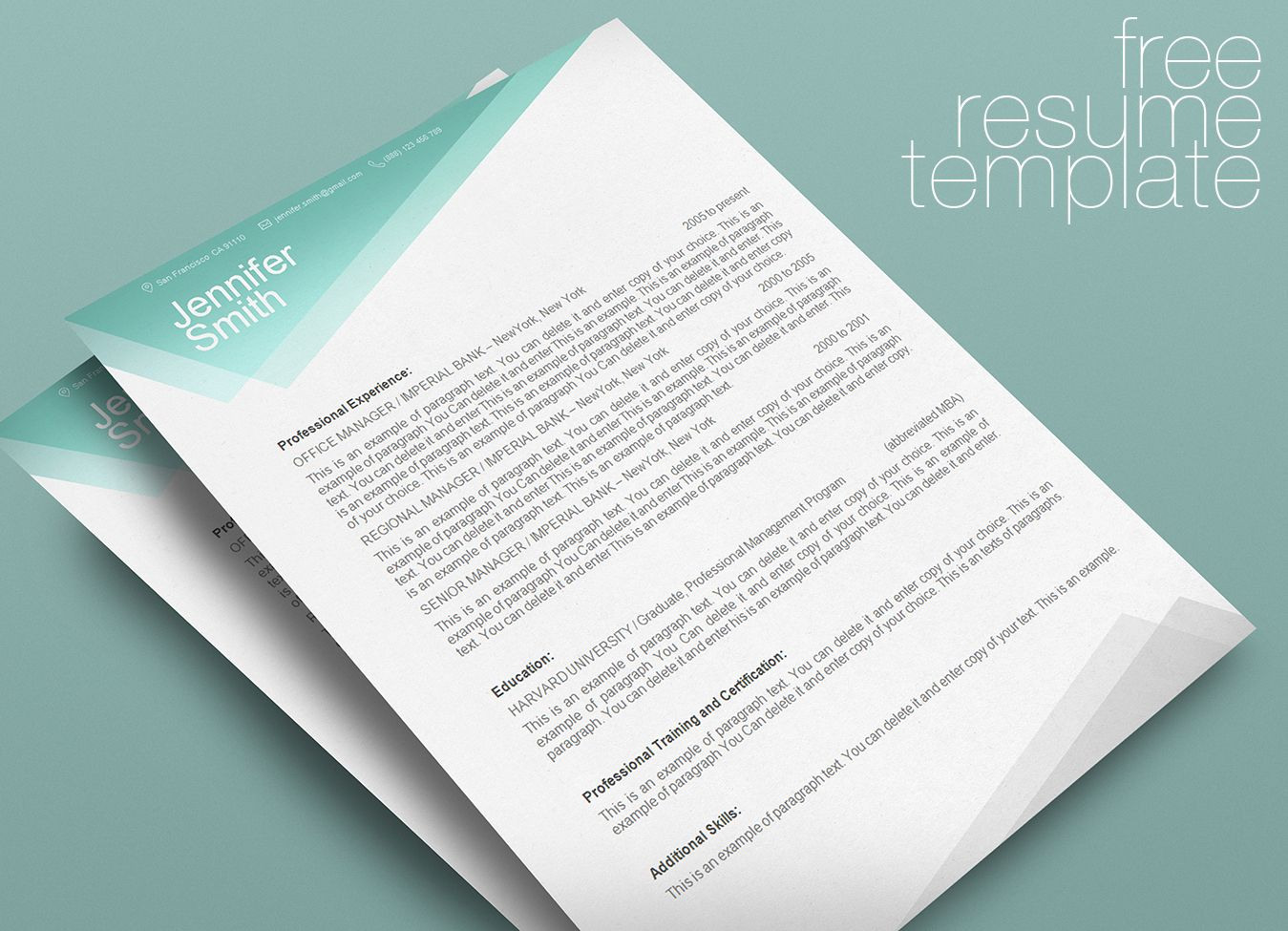 Free resume template premium line of resume cover letter free resume template premium line of resume cover letter templates edit with ms word apple pages yelopaper Image collections