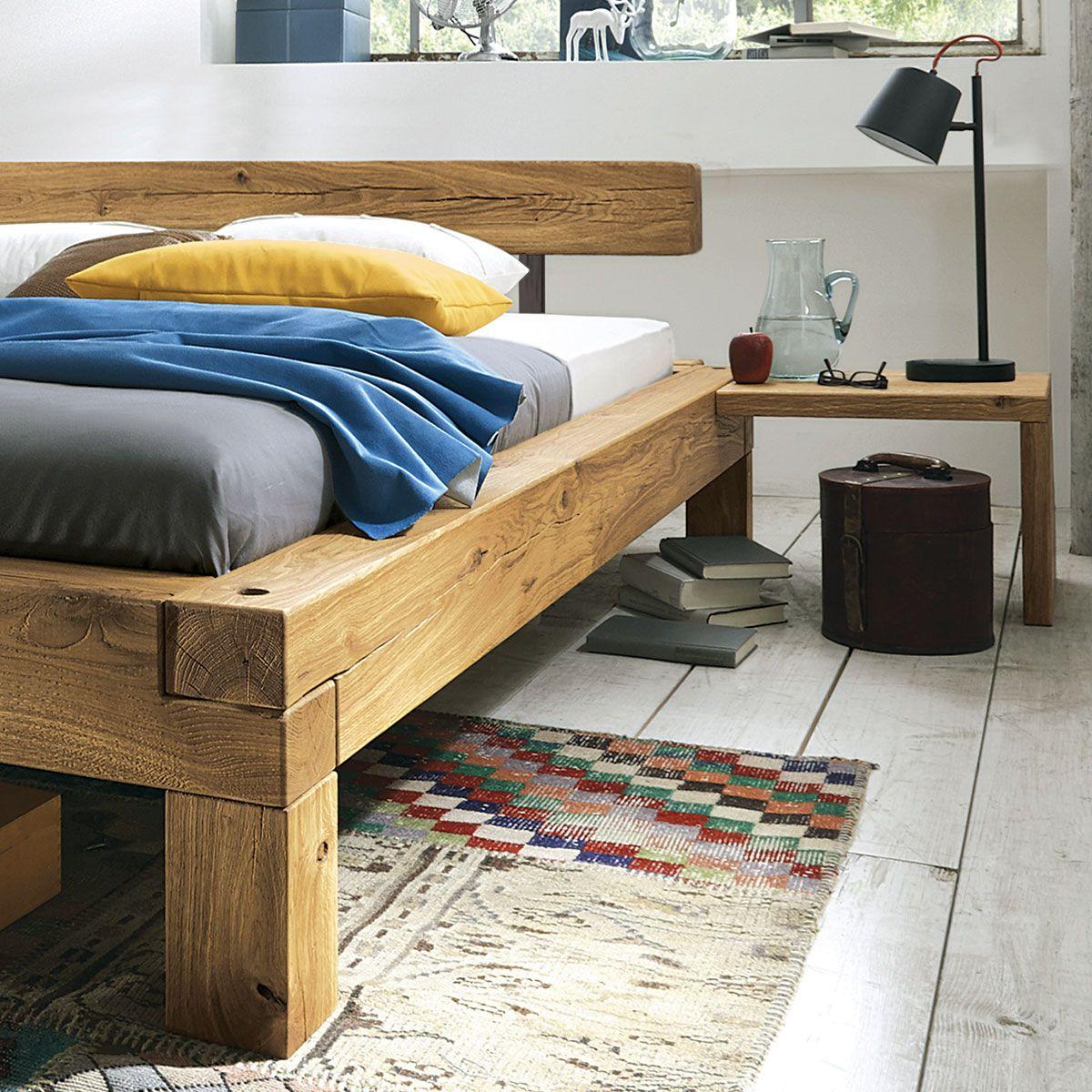 Balkenbett Madea In 2020 Moderne Schlafzimmermobel Bett Und