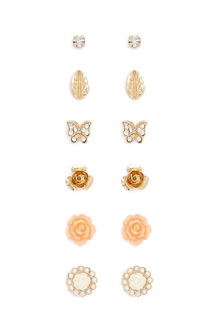 683566bdb Assorted Stud Earring Set in 2019 | accessorize with these ...