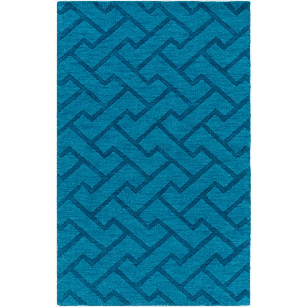 bright zm rectangular rug ridgewood area rdw blue surya rec