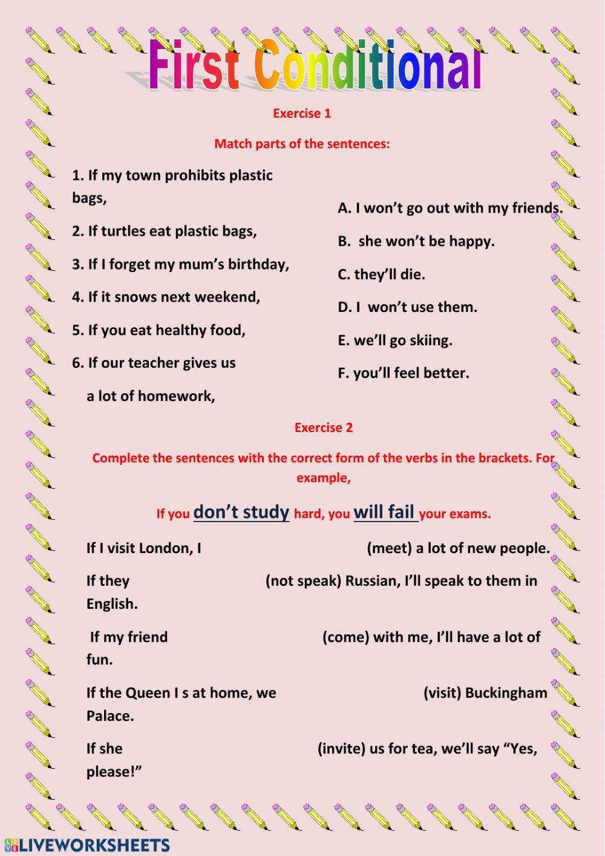 Grammar Worksheets Com