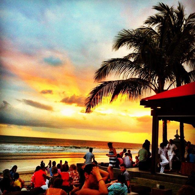 Bali - Kudeta sunset #lifestyle #holiday