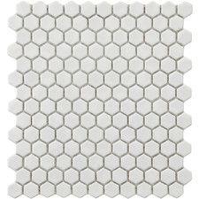 Kitchen Tile Hexagon Mosaic Tile Porcelain Mosaic Tile Hexagonal Mosaic