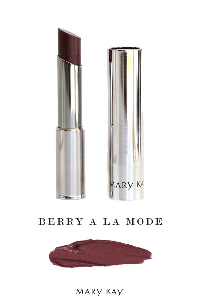 Be bold and add a swipe of True Dimensions® Lipstick in