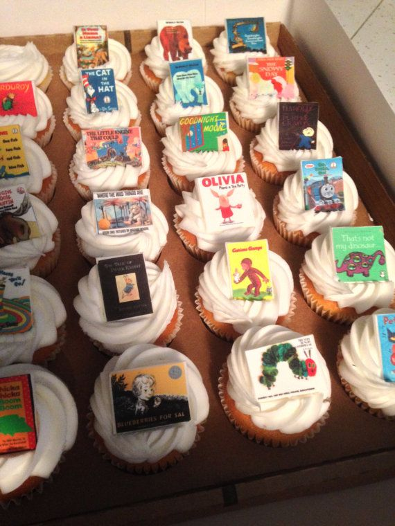 Edible Mix Story Books Cake Topper Little Hope By