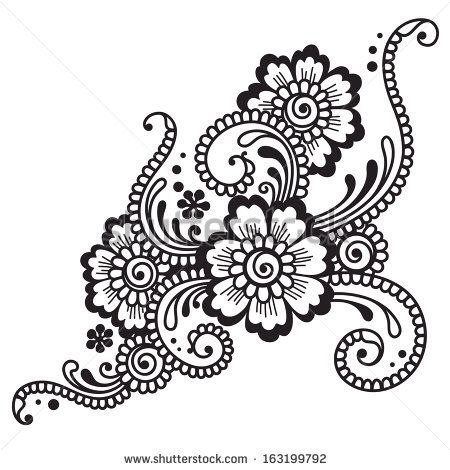 Lace template
