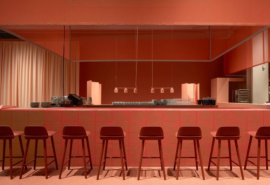 Stockholm Furniture Fair - 2017 Design Bar by MUUTO x NOTE DESIGN STUDIO