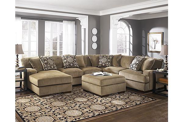 Sofas Grenada 4 Piece Sectional Ashley Furniture Living Room Sets Cheap Living Room Furniture Cheap Living Room Sets
