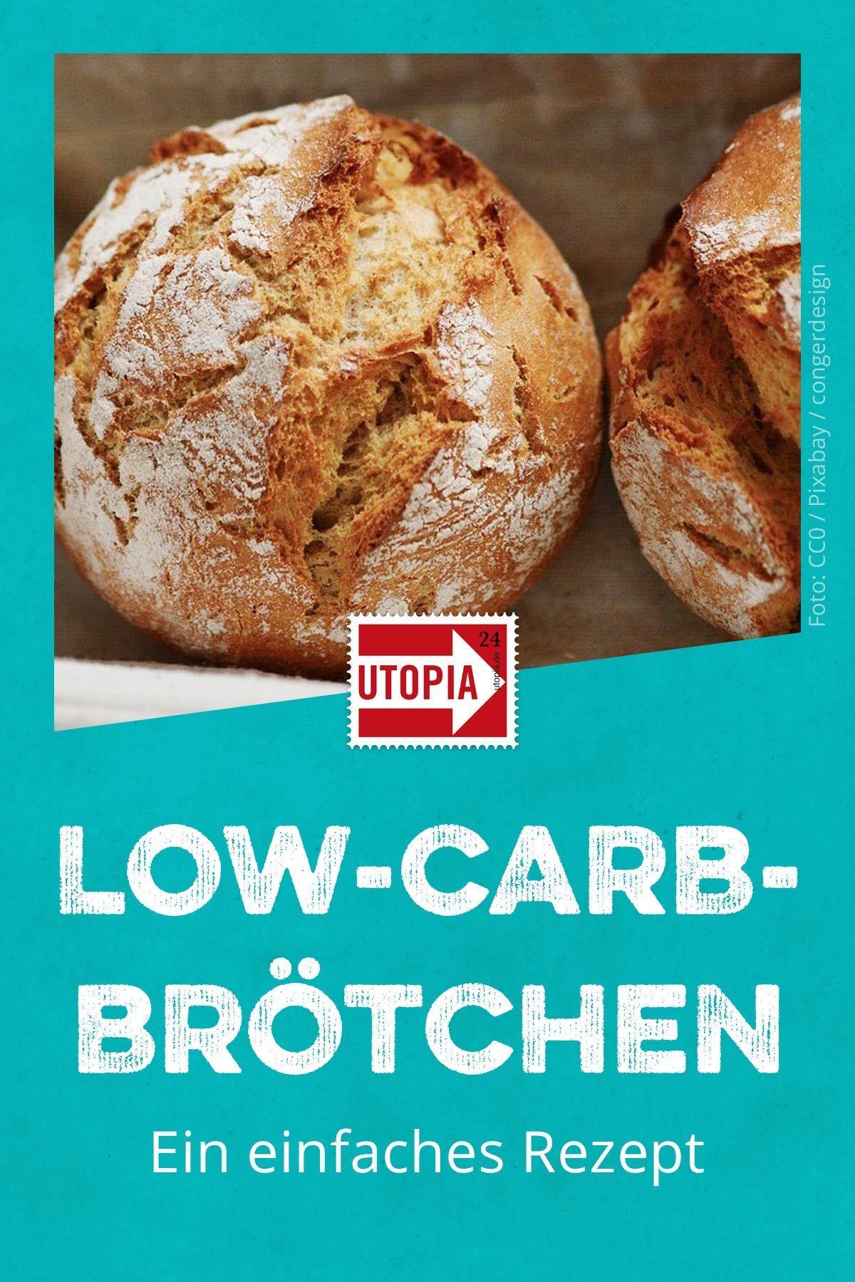 Low-Carb-Brötchen: Ein einfaches Rezept - Utopia.de