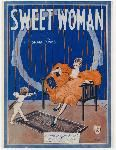 Title	 :	Sweet woman  Alternate Titles	 :	 Cu-pid is stu-pid so I've heard it said [altUnif]   	 :	 She can't be beat it isn't 'cause she's so neat [altChorus]  Creators	 :	Jones, Isham [composer/lyricist]  Publisher	 :	New York : Waterson, Berlin & Snyder Co.