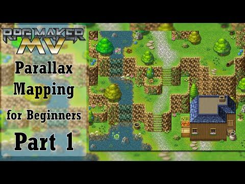 MV Parallax Mapping for Beginners (3 Part Video Series