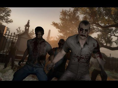 Left 4 Dead 2 Merlin Friends Left 4 Dead Best Zombie Shooting Games