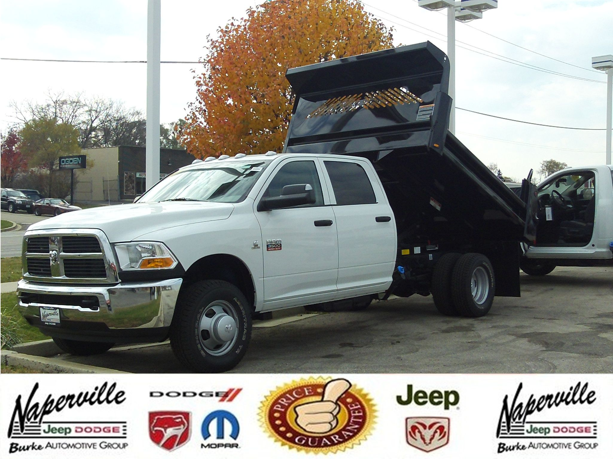 For Sale! 2012 Dodge Ram 3500 Crew Cab 4X4 Chassis Dump Body- 6.7L Cummins Turbo Diesel!!! GVW Rating - 13,000 Pounds!! Heavy Duty Snow Plow Prep Group, Power Take Off Prep, Trailer Brake Controller, READY TO BE UP-FITTED WITH WHAT EVER YOU WANT!!! Contact Chris Olson or David Foland at 888-584-8379
