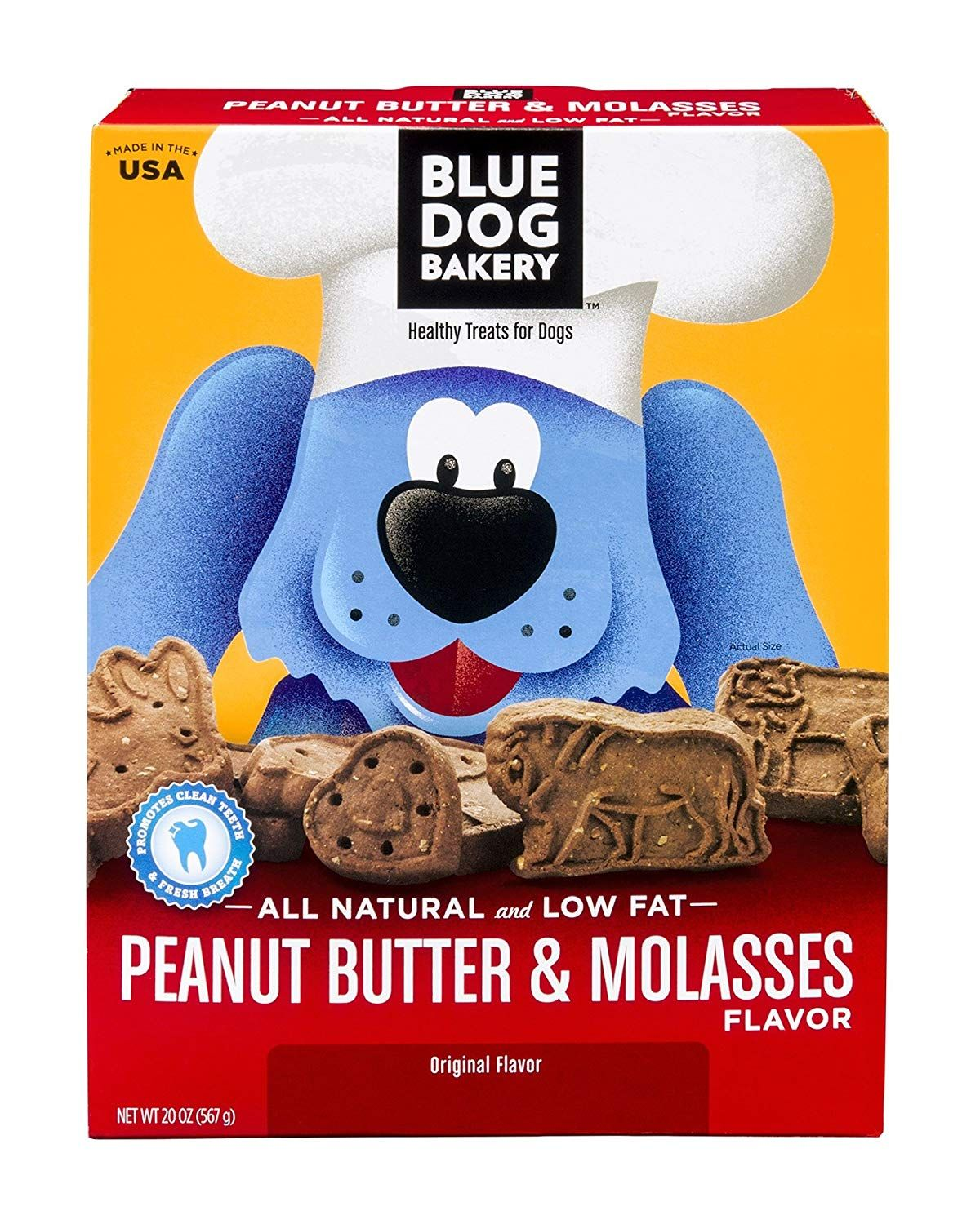 Blue Dog Bakery Natural Low Fat Dog Treats Click On The Image