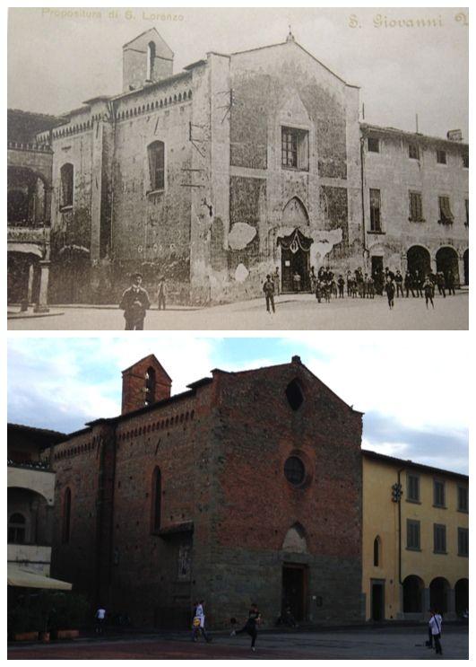 San Giovanni - La chiesa di San Lorenzo
