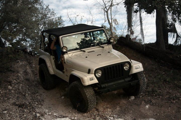 Hardrock Ocala Fl With Images Jeep Tj Jeep Rubicon Jeep