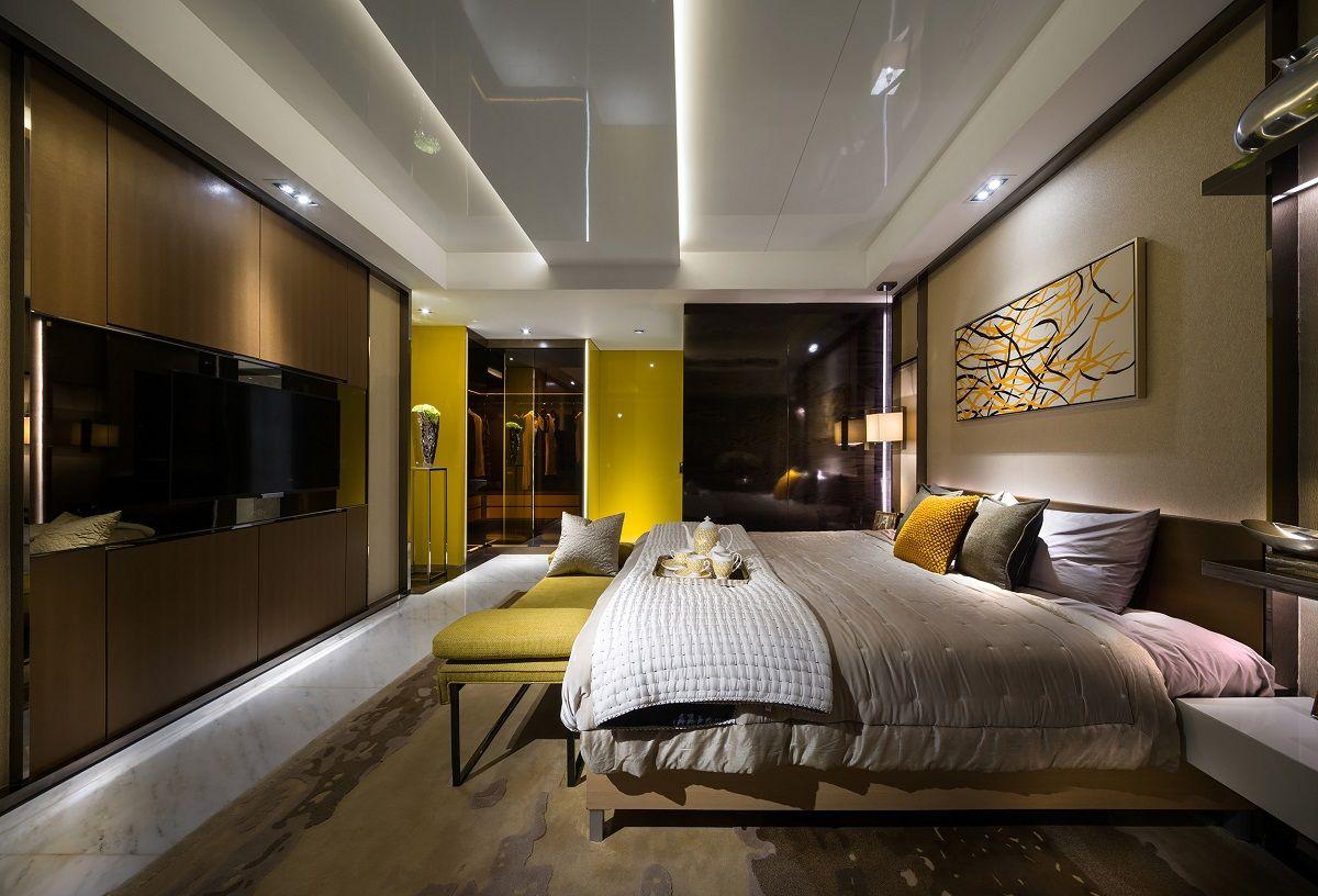 Ronald lu u partners residential interiors bedrooms pinterest