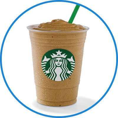 Wonderful Starbucks Drinks With 100 Cals Or Less: Coffee Light Frappuccino Blended  Coffee
