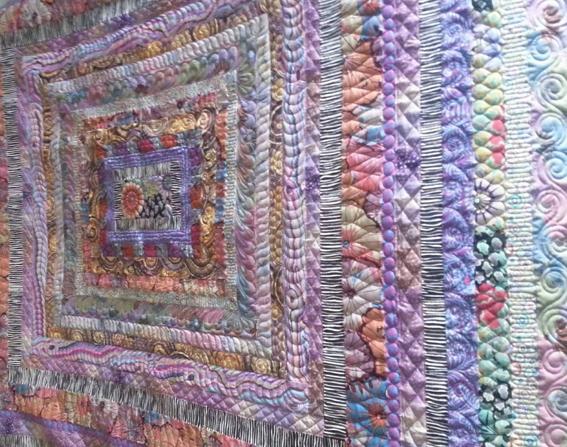 Reposting This Post By Stitch By Stitch Loving This Beautiful Quilt Made By Ellen Simmons This Pattern Is C Book Quilt Quilt Patterns Kaffe Fassett Quilts