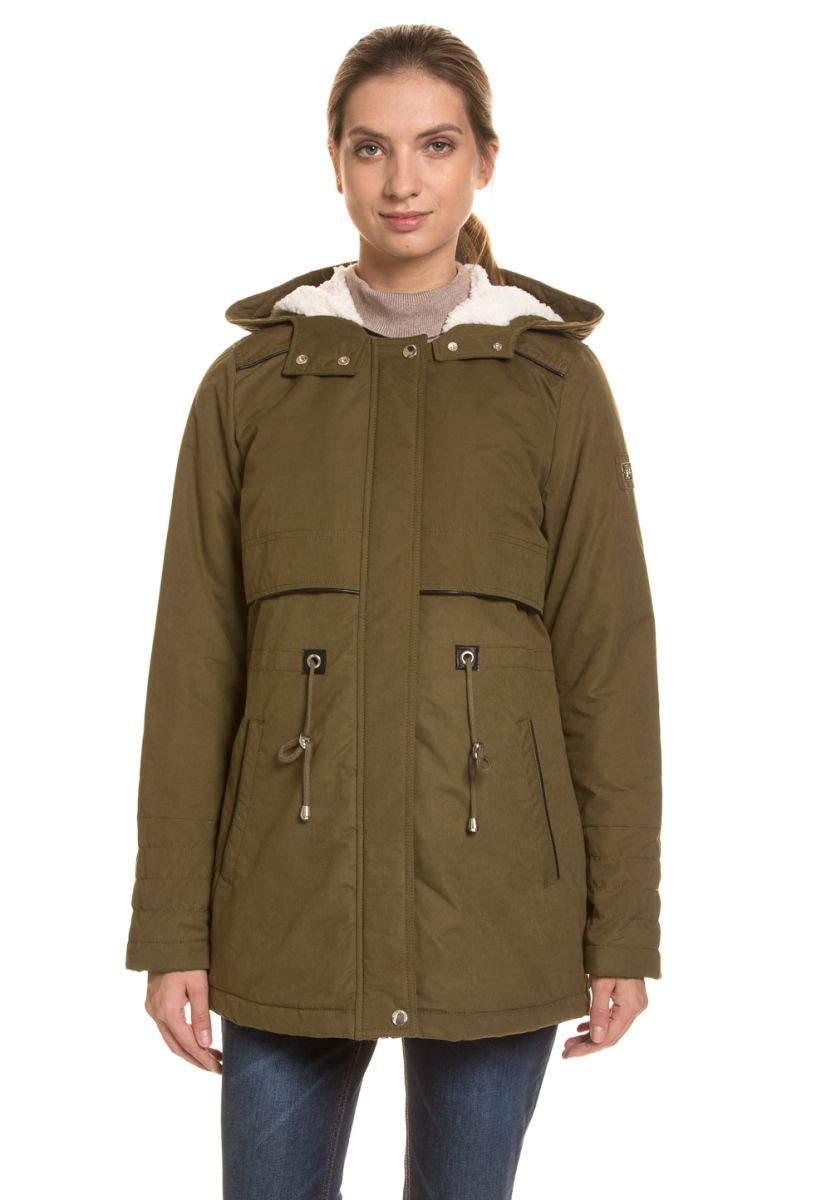 Tom tailor parka jacken damen