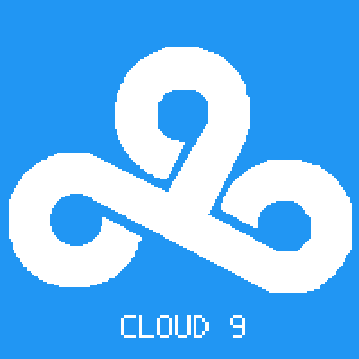 Since a few people asked for the c9 logo in pixel art heres for since a few people asked for the c9 logo in pixel art heres for the biocorpaavc Images