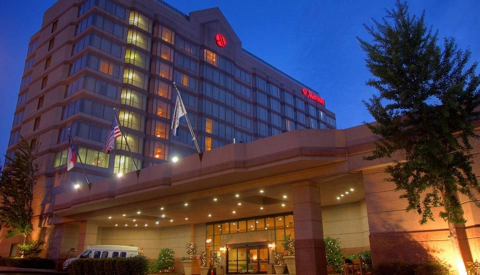 Durham Marriott City Center North Carolina Usa North Carolina Hotels Durham City Hotel