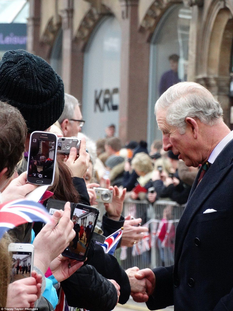 Amateur Photographers Asked To Dig Out Their Unseen Snaps Of Royals
