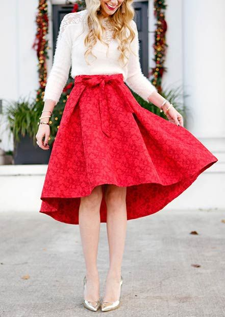 59 Cute Christmas Outfit Ideas Page 2 Of 6 Stayglam Christmas Outfits Dressy Christmas Outfits Women Cute Christmas Outfits