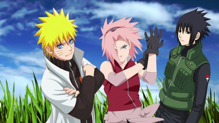 Naruto Sakura And Sasuke Wallpaper Manga Indonesia