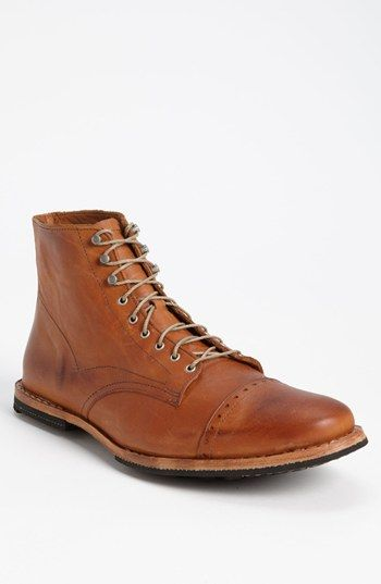 Timberland Boot Company 'wodehouse' Cap Toe Boot in Brown