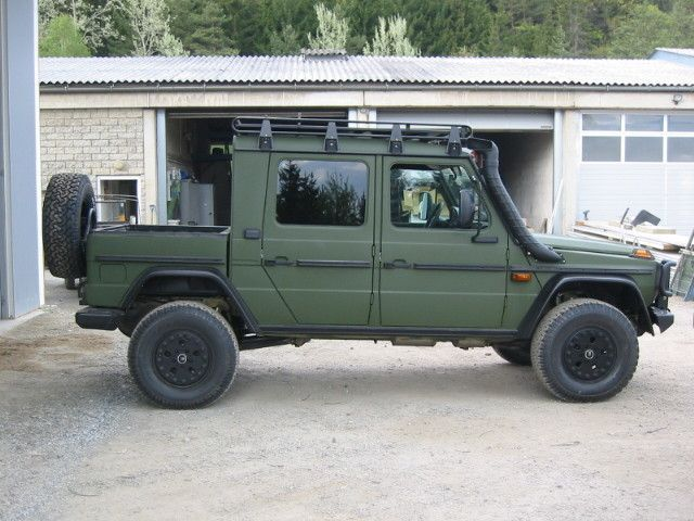 military puch  mercedes  amoured cars ersatzteile