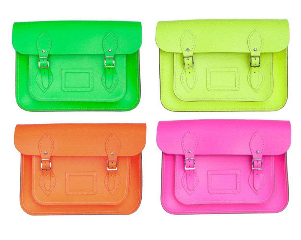 Fluro-colours-from-the-Cambridge-Satchel-Company (With images ...