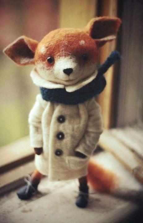 Fox by Katerina Kozunenko
