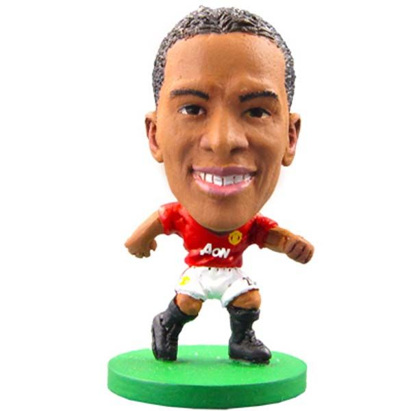 SoccerStarz Manchester United F.C. Antonio Valencia - Rs. 499 Official #Football #Figurines from leading clubs across Europe.