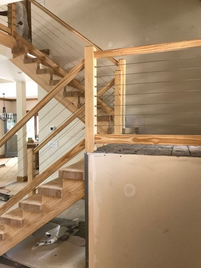 Best Stair Company Image By Crown Heritage Stairs On Cable 400 x 300