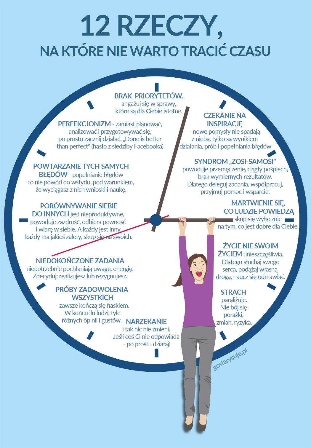 Czas – jeden z naszych najcenniejszych zasobów. Nic dziwnego, że zastanawiamy się i uczymy w ramach rozwoju osobistego, jak go najefektywniej wykorzystać. Niestety, czas tracić możemy na wiele różnych sposobów....