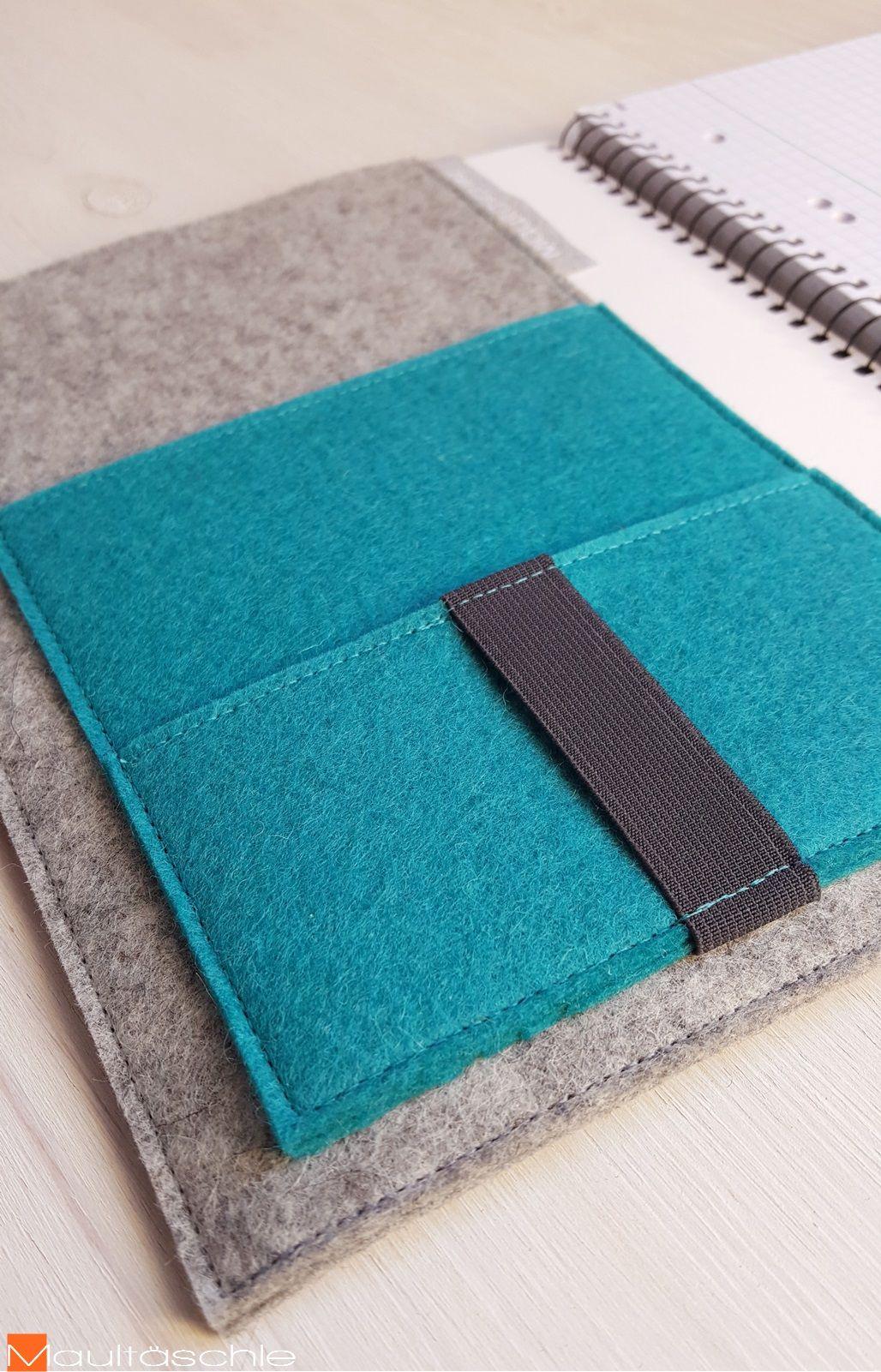 Schreibmappe Aus Wollfilz A5 Und A4 Format Praktische