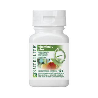 Vitamina C NUTRILITE es un complemento mejorado de vitamina C, diseñado para…