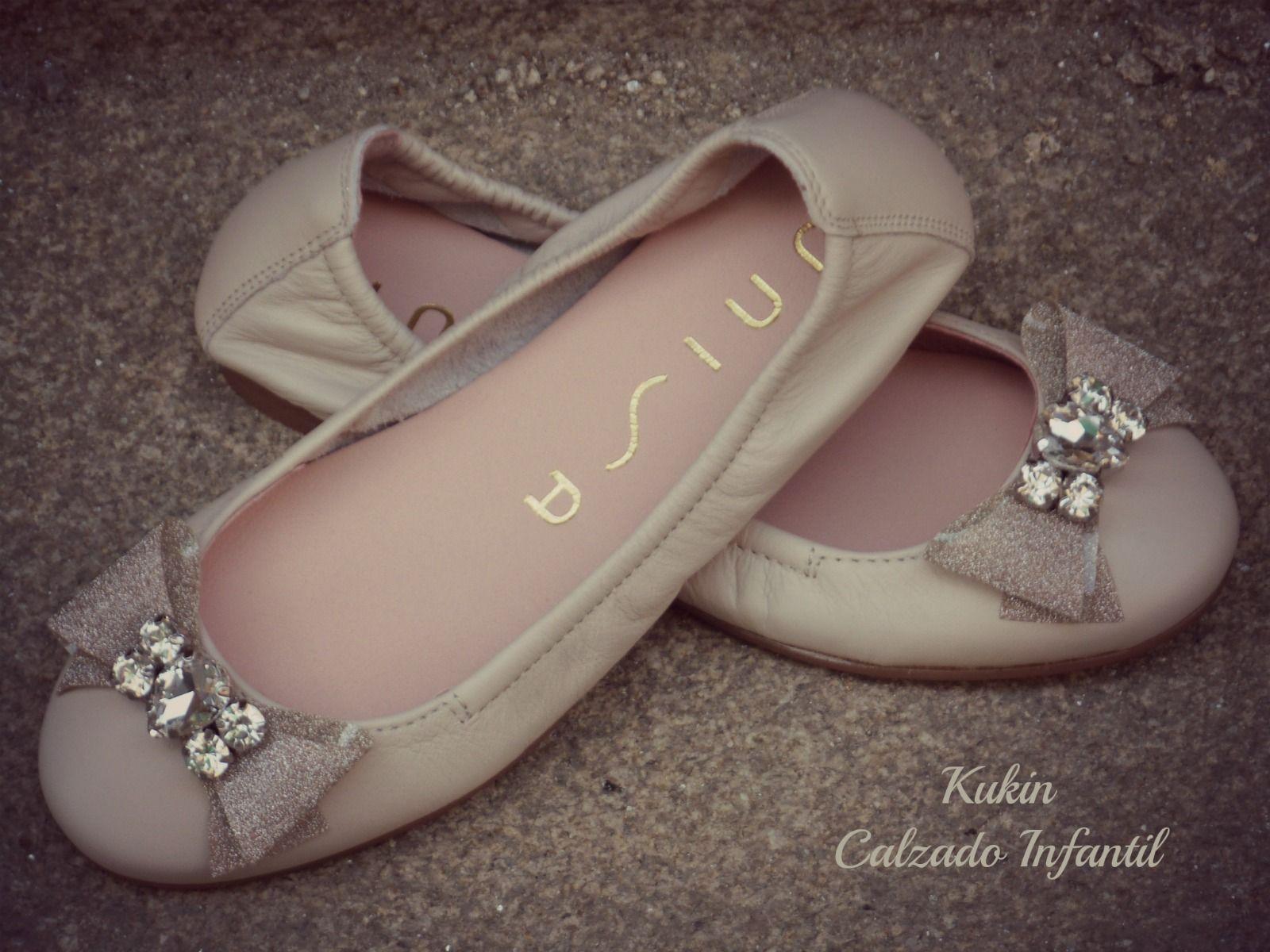 bailarinas unisa para niña zapatos niña unisa , calzado infantil , calzado  juvenil , francesitas ,