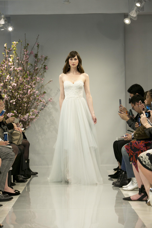 Theia wedding dresses  Tova  THEIA Bridal  Wedding Dresses  Pinterest  Theia bridal