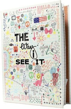 Art Portfolio Cover Decoration Ideas High School Google